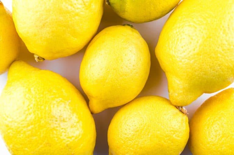 Can you freeze lemons? | Express.co.uk