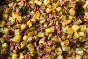 Can You Freeze Corned Beef Hash