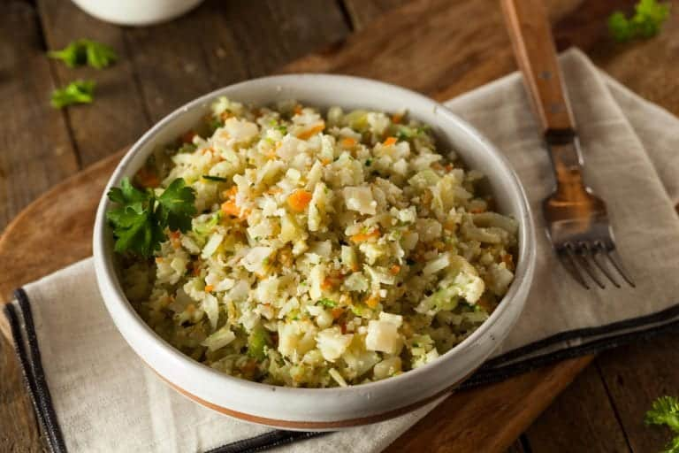 Can You Freeze Cauliflower Rice