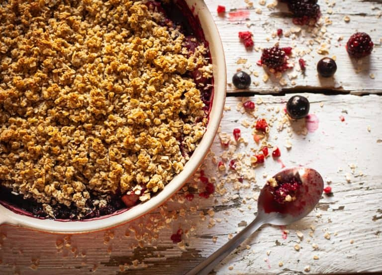 Can You Freeze Crumble Mix
